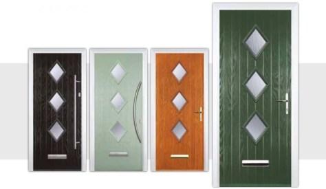 online retailer 7c9b0 ca244 3 Diamond Composite Doors | Decra Doors, Doncaster