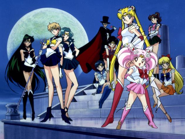 SailorMoonS