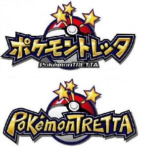 Pokemon Tretta logo