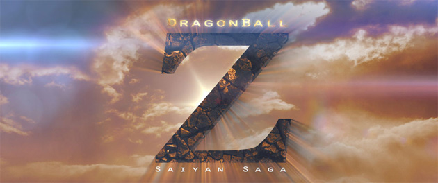 Dragon Ball Z Saiyan Saga