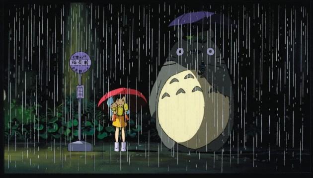 Mi Vecino Totoro Blu ray