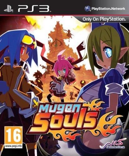 Mugen Souls pal cover