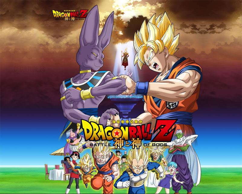 dragon ball z battle of gods Nuevos vídeos promocionales de Dragon Ball Z Battle of Gods