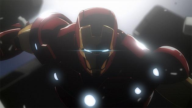 Iron Man Rise Technovore 01