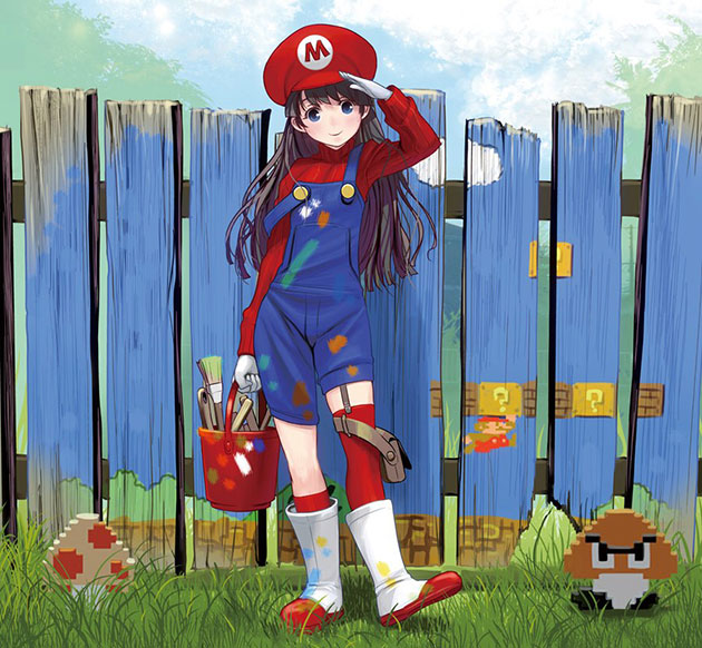 Mario-Moe
