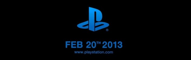 playstation feb 2013
