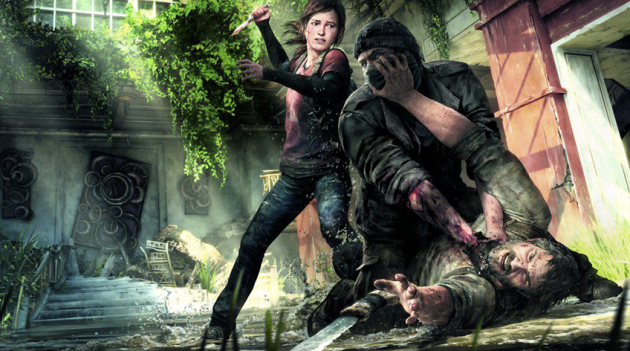 The Last of Us arte