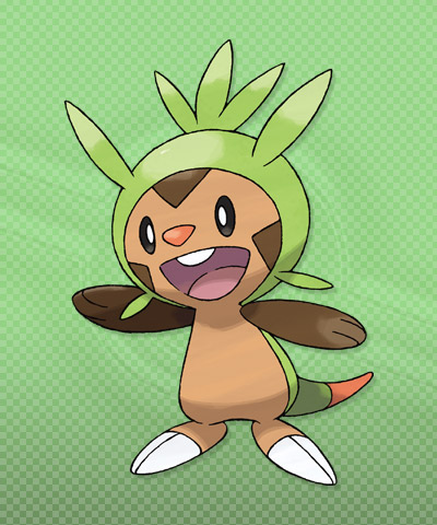 pokemon x y chespin 01