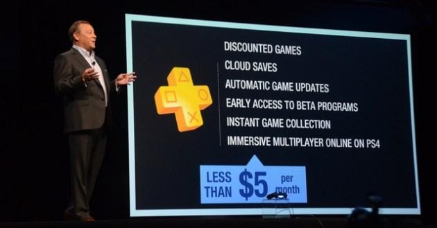 PS4 online de pago