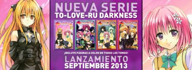 Ivrea To love ru darkness