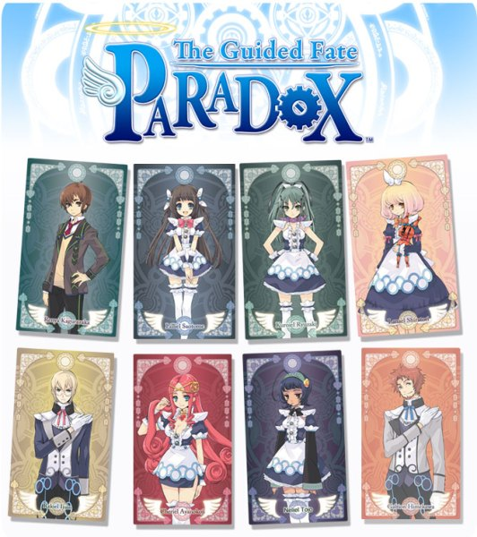 the guided fate paradox cards
