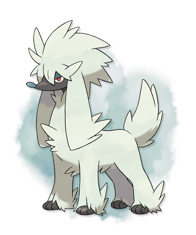Furfrou Pokemon X Y 01