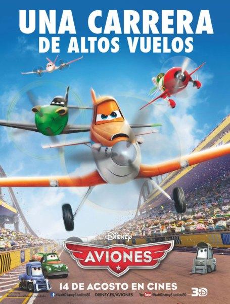 aviones disney