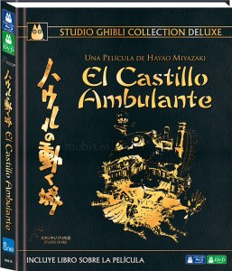 castillo ambulante deluxe original