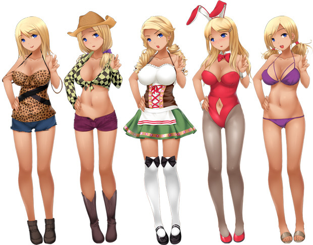 HuniePop-blonde-girl