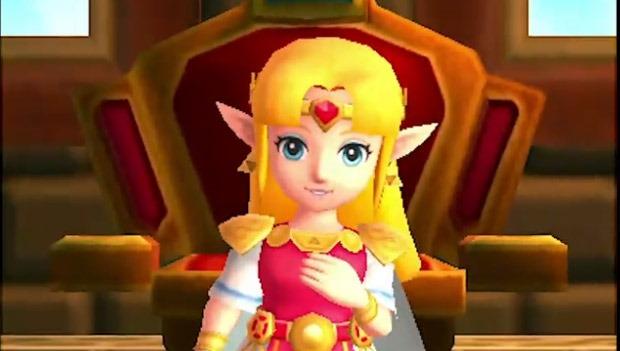 Zelda Link Between Worlds