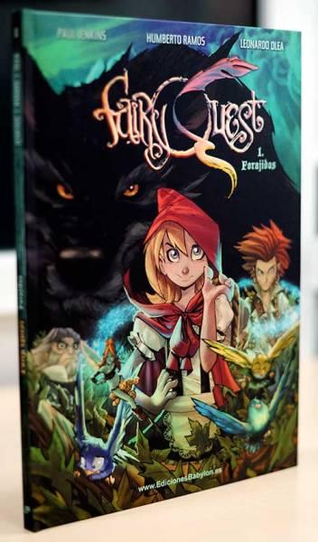 Fairy Quest Babylon front