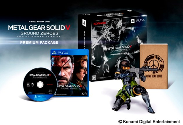 Metal Gear Solid V Ground Zeroes Premium