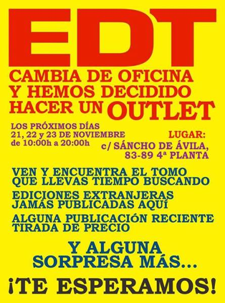 edt outlet