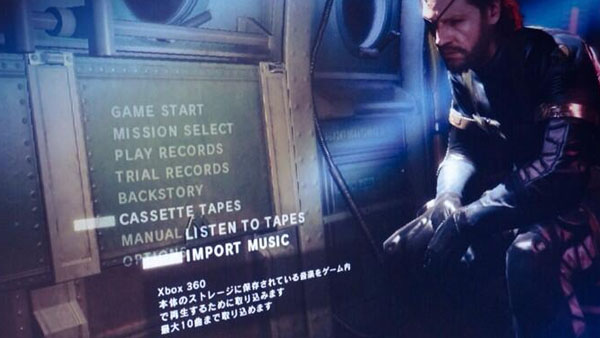 ground zeroes musica