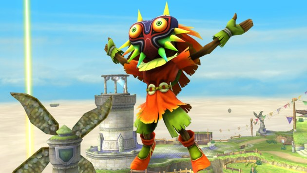 Skull Kid Super Smash Bros
