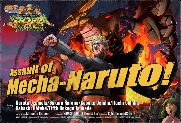 mecha naruto ultimate ninja storm revolution 01
