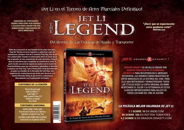 the legend selecta