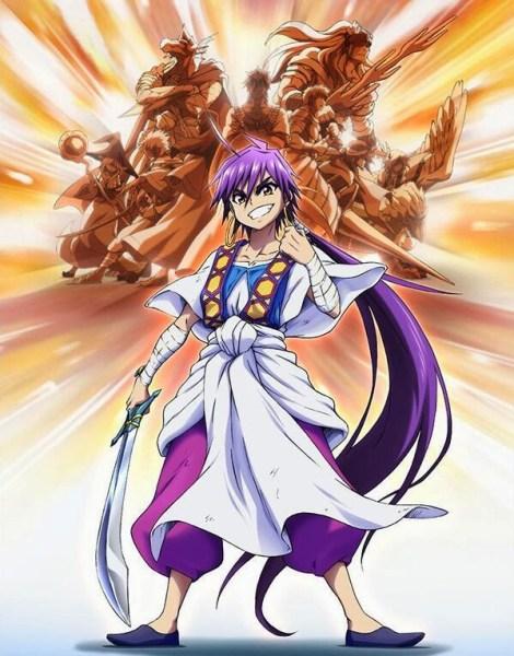 sinbad no bouken anime