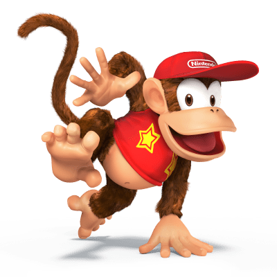 Diddy Kong 01