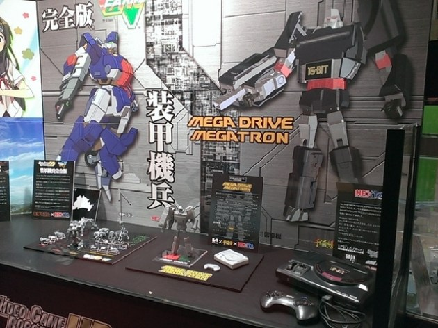Figura Megatron Mega Drive Takara Tomy 02