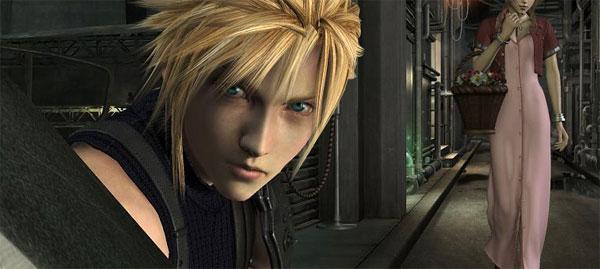 Final Fantasy VII Remake Engine