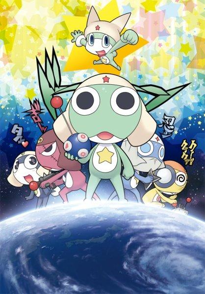 Keroro anime 2014