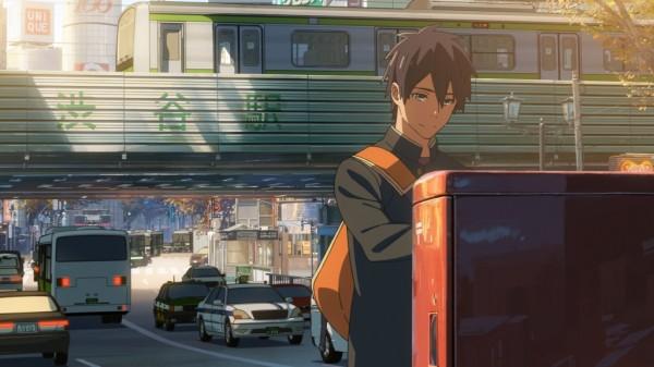 cross road makoto shinkai 04 Cross Road, nuevo cortometraje de Makoto Shinkai