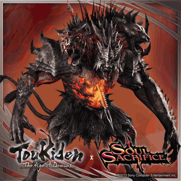 toukiden soul sacrifice crossover 01