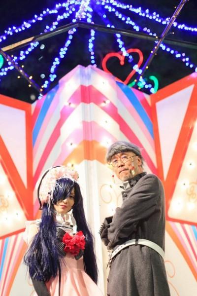 abuelo cosplayer 13 400x600 Tomoaki Kohguchi, el abuelo del cosplay