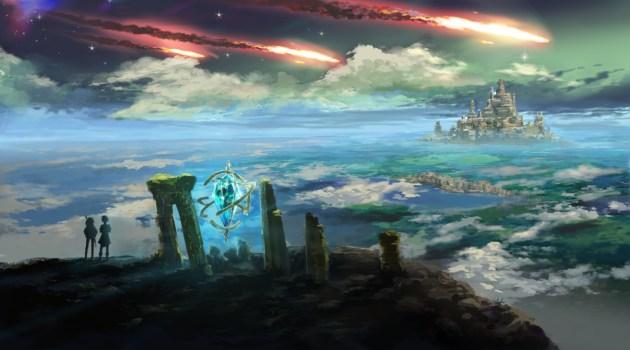 tales of link artwork