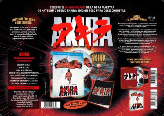 Akira 25 aniversario