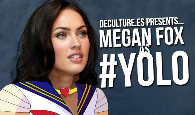 Sailor Moon Megan Fox