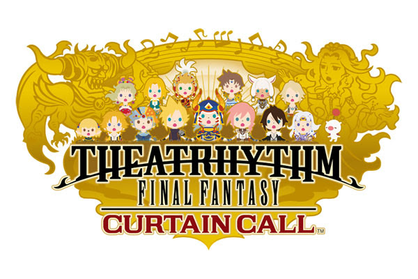 Theatrhythm final fantasy curtain call logo pal