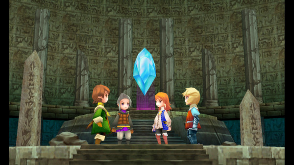 Final Fantasy III PC 01