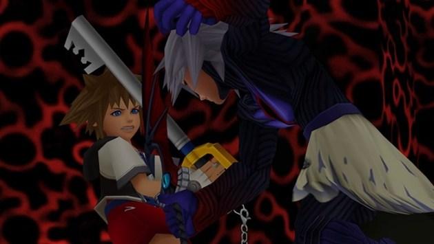Kingdom Hearts HD 2 5 ReMIX 17