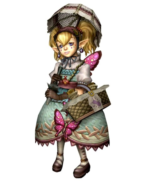 Agitha Hyrule Warriors
