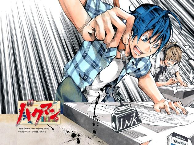 Bakuman Obata XX Salon Manga Barcelona