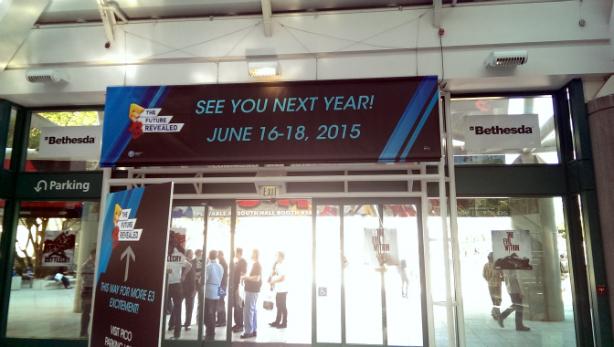 E3 2015 fechas