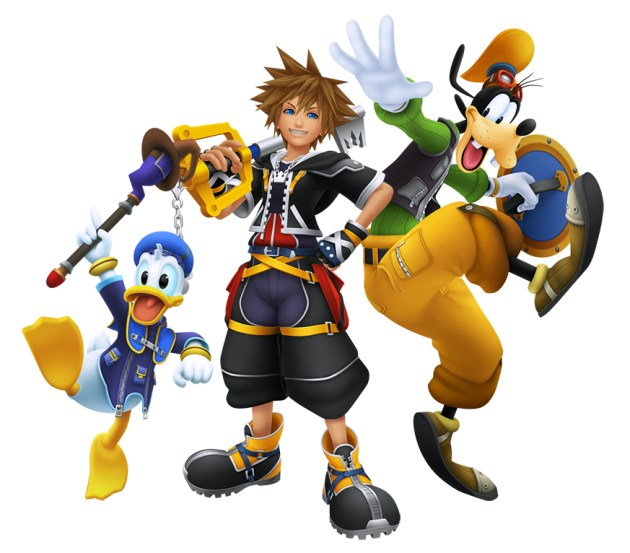 Kingdom Hearts HD 2 5 Remix junio 47