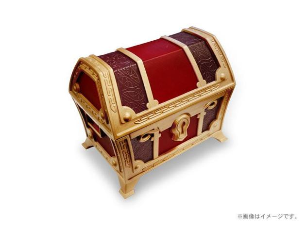Treasure Box Hyrule Warriors
