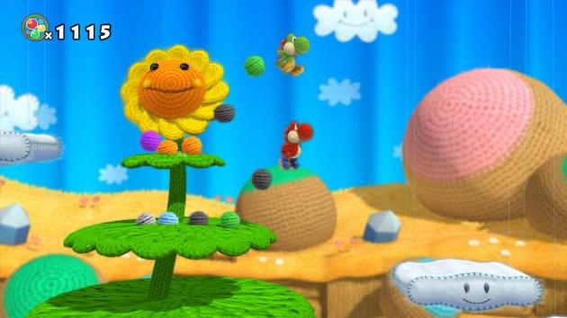 Yoshi Woolly World E3 2014 06
