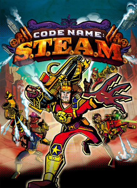 code name steam big