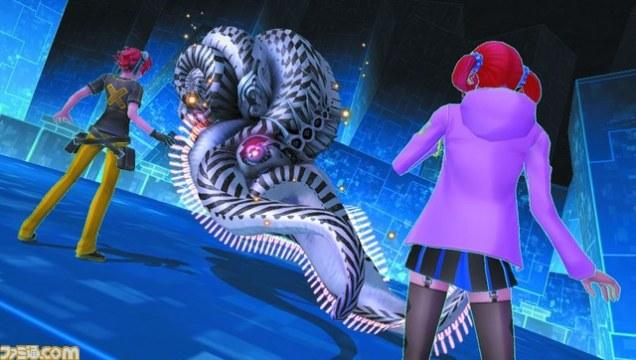 Digimon Story Cyber Sleuth famitsu 02