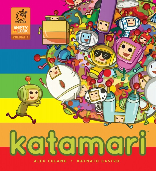 Katamari Udon Entertainment